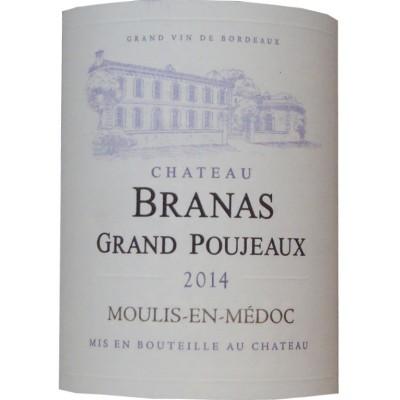 Chateau Branas Grand Poujeaux 2009