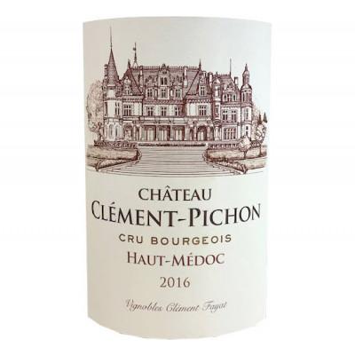 Chateau Clement Pichon 2016
