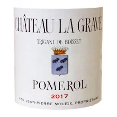 Chateau La Grave a Pomerol 2017