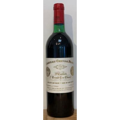 Chateau Cheval Blanc 1980