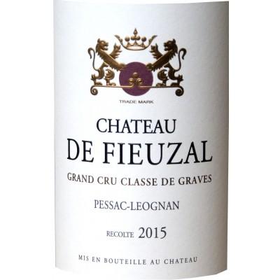 Chateau Fieuzal rot 2009