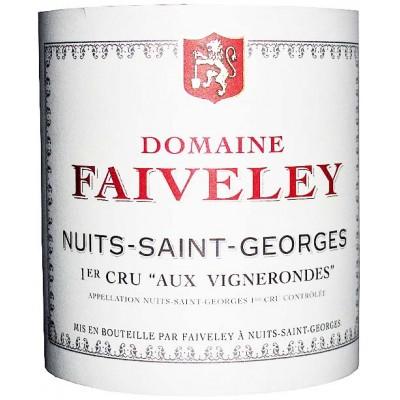 Domaine Faiveley Nuits St. Georges 1er Cru Aux Vignerondes 2009