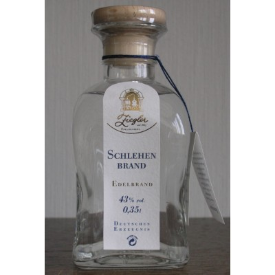 Edelbrand Ziegler Schlehen (0,35l)