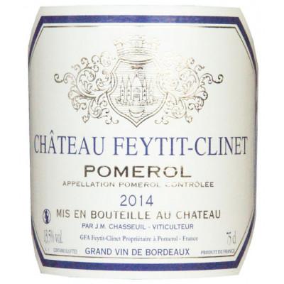 Chateau Feytit Clinet 2014
