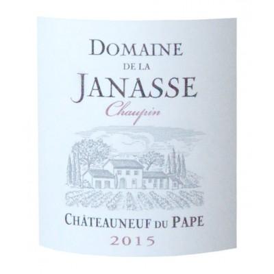 Domaine de la Janasse Châteauneuf-du-Pape Chaupin 2015