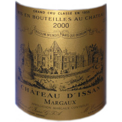 Chateau d`Issan 2000