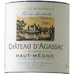 Chateau D`Agassac 2001