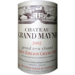 Chateau Grand Mayne 2002