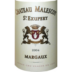 Chateau Malescot St. Exupery 2004