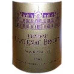 Chateau Cantenac Brown 2001