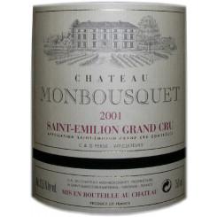 Chateau Monbousquet 2001