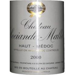 Chateau Sociando Mallet 2000