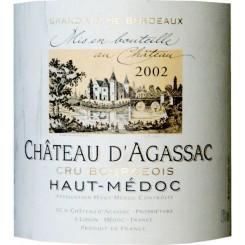 Chateau D`Agassac 2002