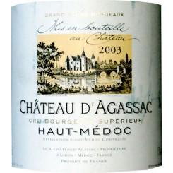 Chateau D'Agassac 2003