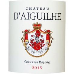 Chateau D'Aiguilhe 2012