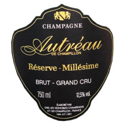 Autreau de Champillon Grand Cru 2007 (1,5l Mag.)