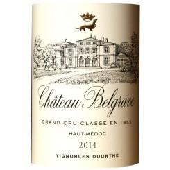 Chateau Belgrave 2009