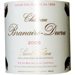 Chateau Branaire Ducru 2005