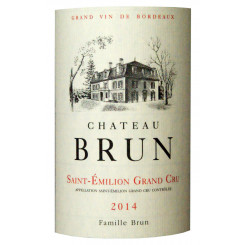 Chateau Brun 2009
