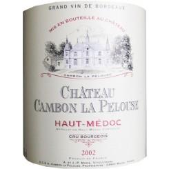 Chateau Cambon La Pelouse 2002 (1,5l Mag.)