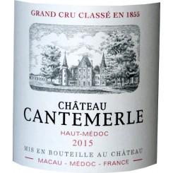 Chateau Cantemerle 2012