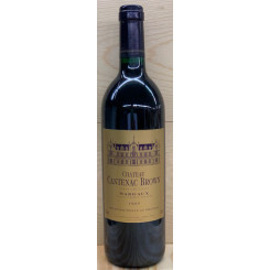 Chateau Cantenac Brown 1990