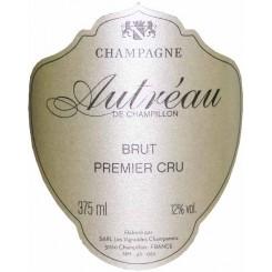 Autreau de Champillon Brut 1er Cru (0,375l)