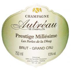 """Autreau de Champillon Cuvee""""Perles de la Dhuy"""" Grand Cru 2007"""