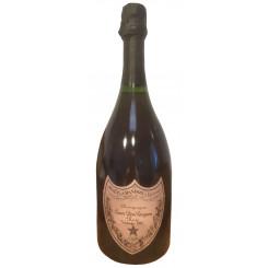 Moët & Chandon Champagne Cuvée Dom Pérignon 1998 rose - Etikett
