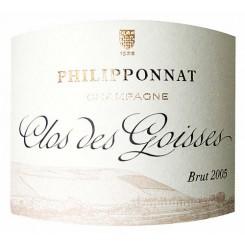 Champagne Philipponnat Clos des Goisses 2005
