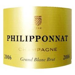 Champagne Philipponnat Grand Blanc 2006