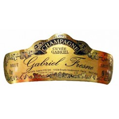 "Champagne Fresne Cuvée ""Gabriel"" 2008"