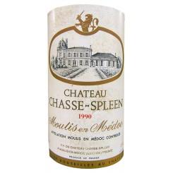 Chateau Chasse Spleen 1990