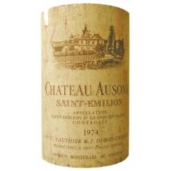 Chateau Ausone 1986 Füllstand Flasche 1