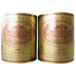 Chateau Batailley 1989