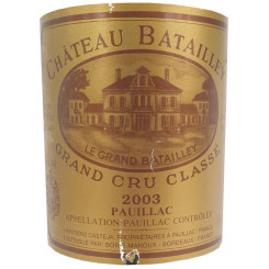 Chateau Batailley 2003