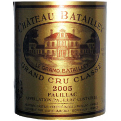 Chateau Batailley 2005