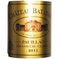 Chateau Batailley 2011