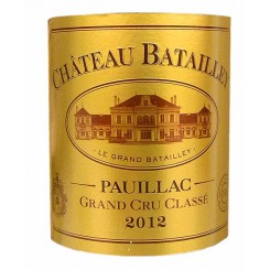 Chateau Batailley 2012