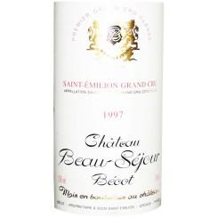 Chateau Beau Sejour Bécot 1997