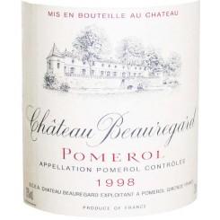 Chateau Beauregard 1998