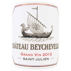 Chateau Beychevelle 2012