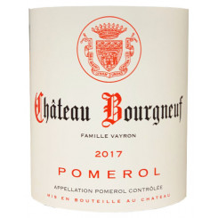 Chateau Bourgneuf 1998