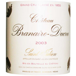 Chateau Branaire Ducru 2003