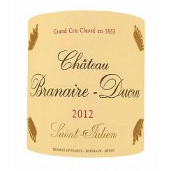 Chateau Branaire Ducru 2012
