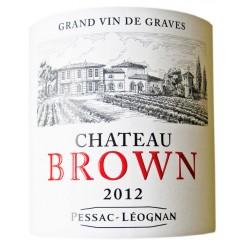 Chateau Brown blanc 2012