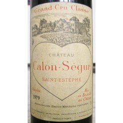 Chateau Calon Segur 1995