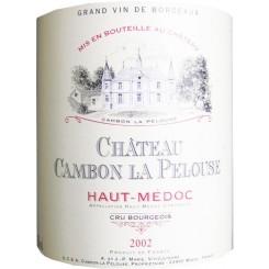 Chateau Cambon La Pelouse 2002