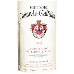 Chateau Canon la Gaffelière 1995