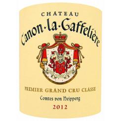 Chateau Canon La Gaffelière 2012
